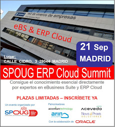 Madrid: ERP Cloud Summit